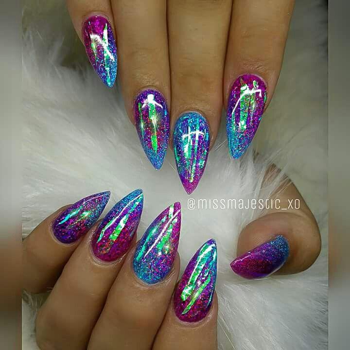 Pinterest: Tyger Blaze | Nails | Pinterest | Short nails, Nail nail ...