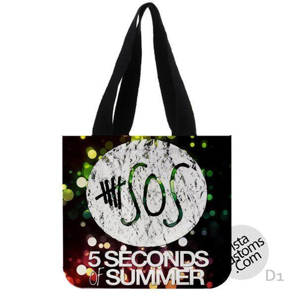 5 Seconds of Summer5SOS New Hot, handmade bag, canvas bag, tote bag
