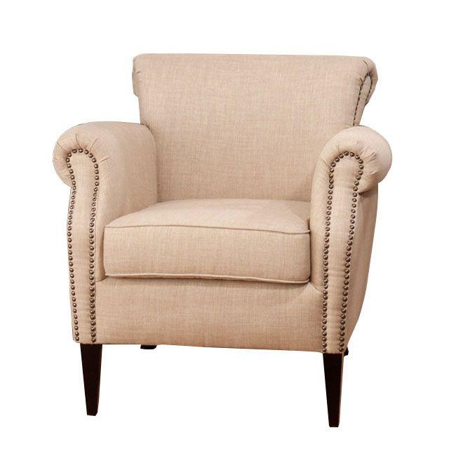 Emma Club Chair   Greater Boston Furniture - Bernie And Phyls  Dimensions:34 X 33 X 33 $299.99