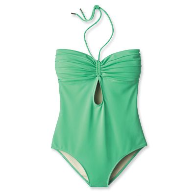 3.1 #PhillipLim Polyamide-Elastane One-Piece http://www.instyle.com/instyle/package/summertrends/photos/0,,20594560_20592211_21160439,00.html#