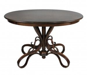 New In   A Fine Austrian Bentwood Table By J Kohn (Thonet)