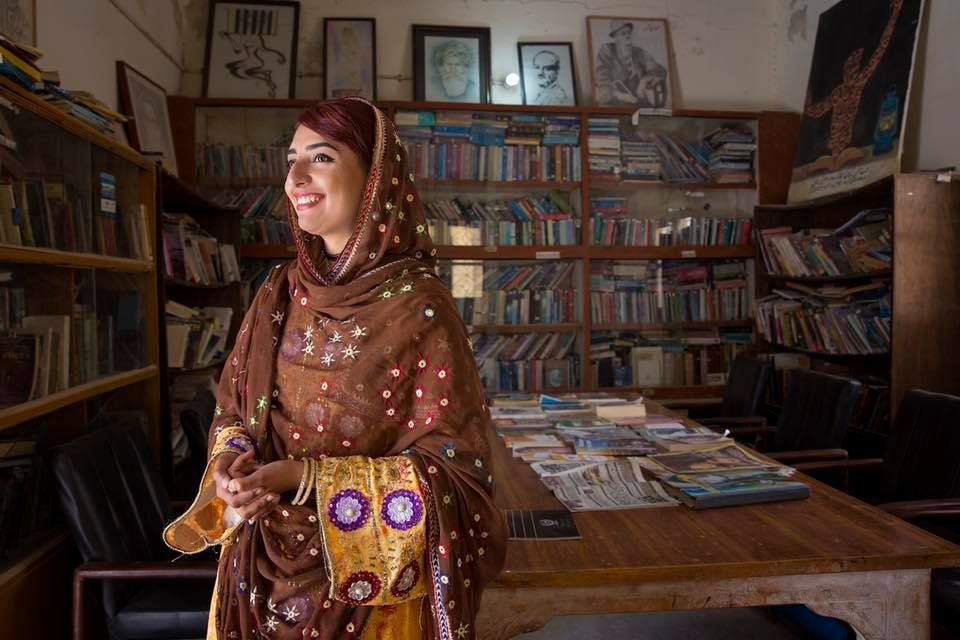 Anita Jalil Baloch | Rosie Gabrielle | Gwadar | Facebook