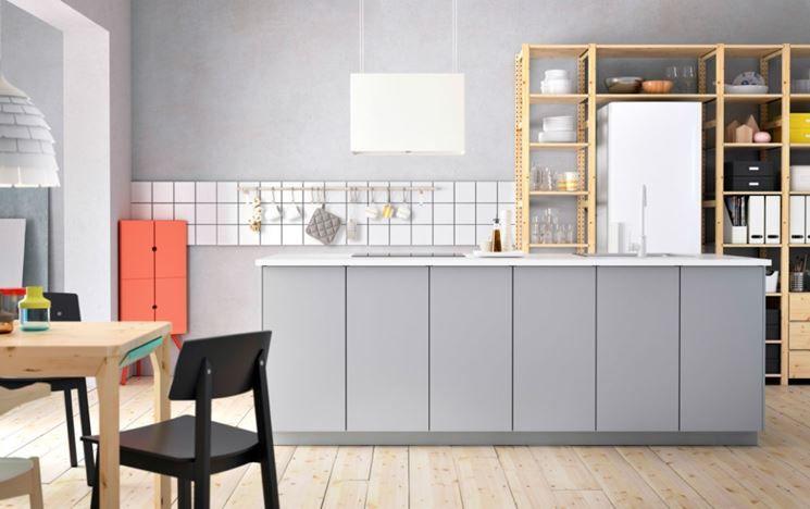 Beautiful Cucina Ikea Metod Pictures - Ideas & Design 2017 ...