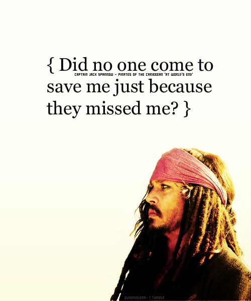 Captain Jack Sparrow Quotes Awesome Captain Jack Sparrow Sayings  Favorite Captain Jack Sparrow Quotes