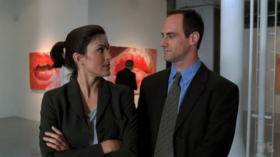 How Well Do You Remember The First Episode Of Law Order Svu Law And Order Special Victims Unit Law And Order Benson And Stabler
