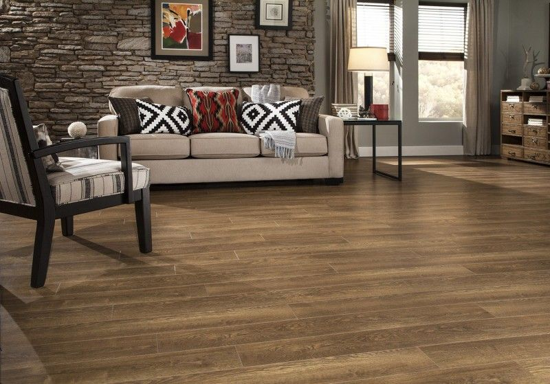Easy Installation Of Laminate Flooring With Attached Underlayment