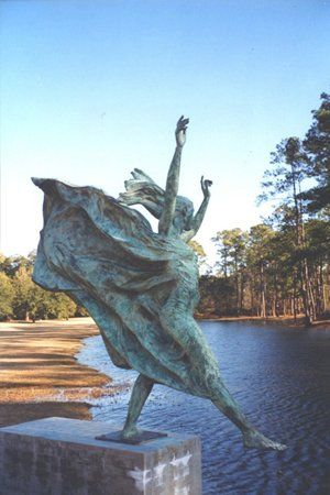 Brookgreen Gardens, Myrtle Beach Largest Private Collection Of Sculpture In  North America. Fabulous.