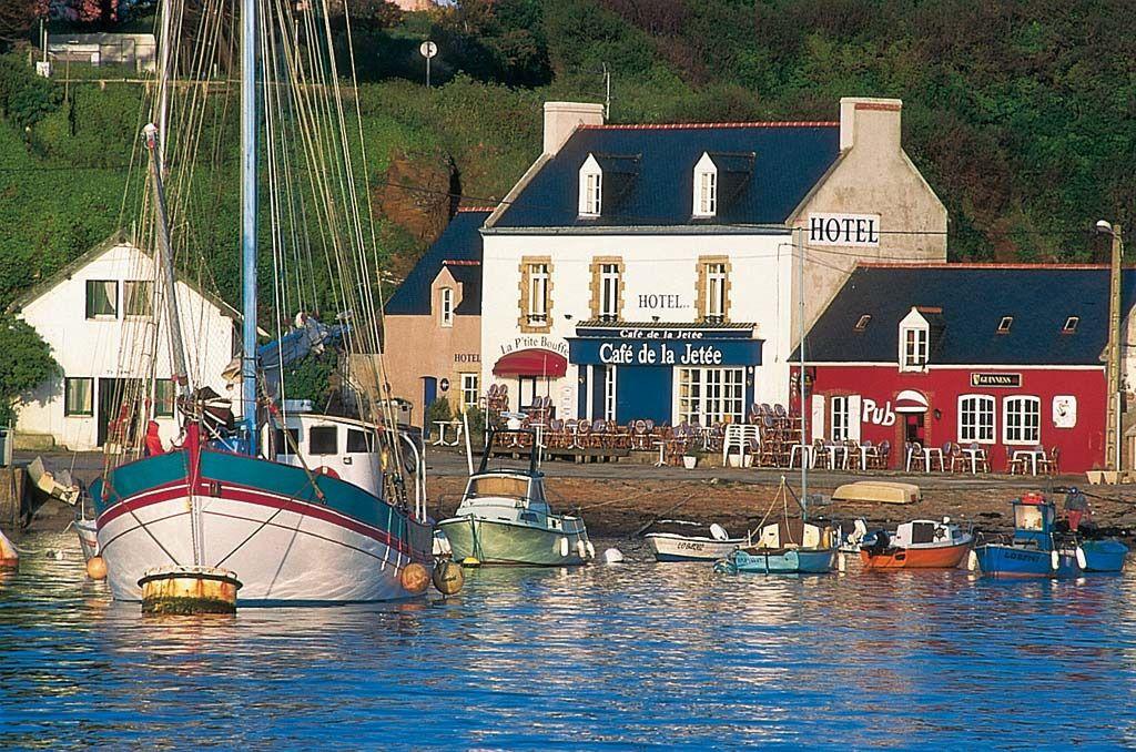 Hotel De La Jetee 56590 Groix Ile De Groix Bretagne Bretagne France
