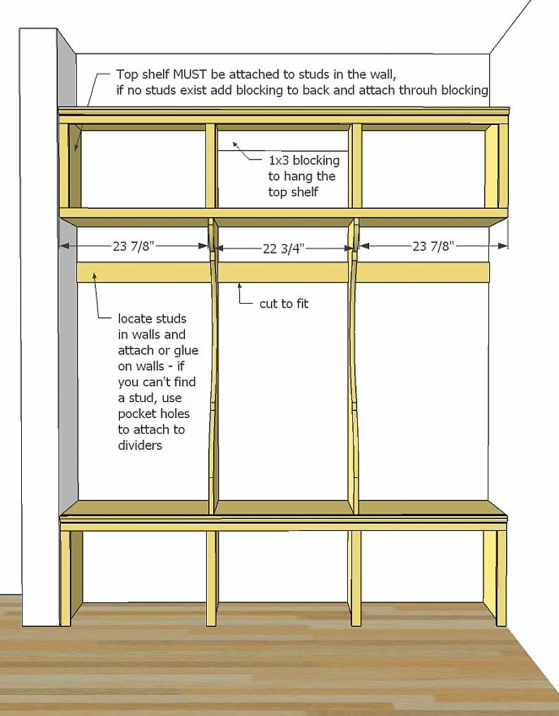 Building a mudroom bench - 10 Diy Ideas Mudroom The Gabardine Diy Furniture Projects Di Entrance Piece Of Furniture Mudroom Work Bench Mudroom Article Of Furniture Ikea Hall Tree