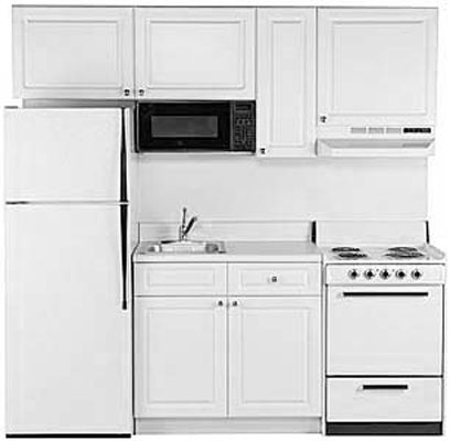 Lovely Kitchenettes Modular Compact Mini Unit Efficiency Kitchens
