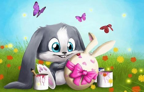 Easter Happy Funny Pictures Wallpaper