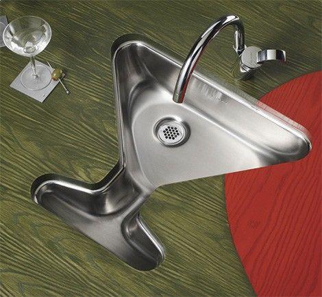 Elkay Mystic Martini Undermount Bar Sink