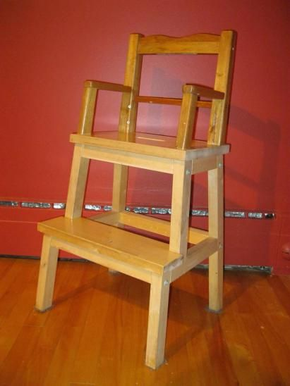 Chaises Hautes Et Autonomie Chaise Haute Tabouret Ikea Piratage Meubles Ikea
