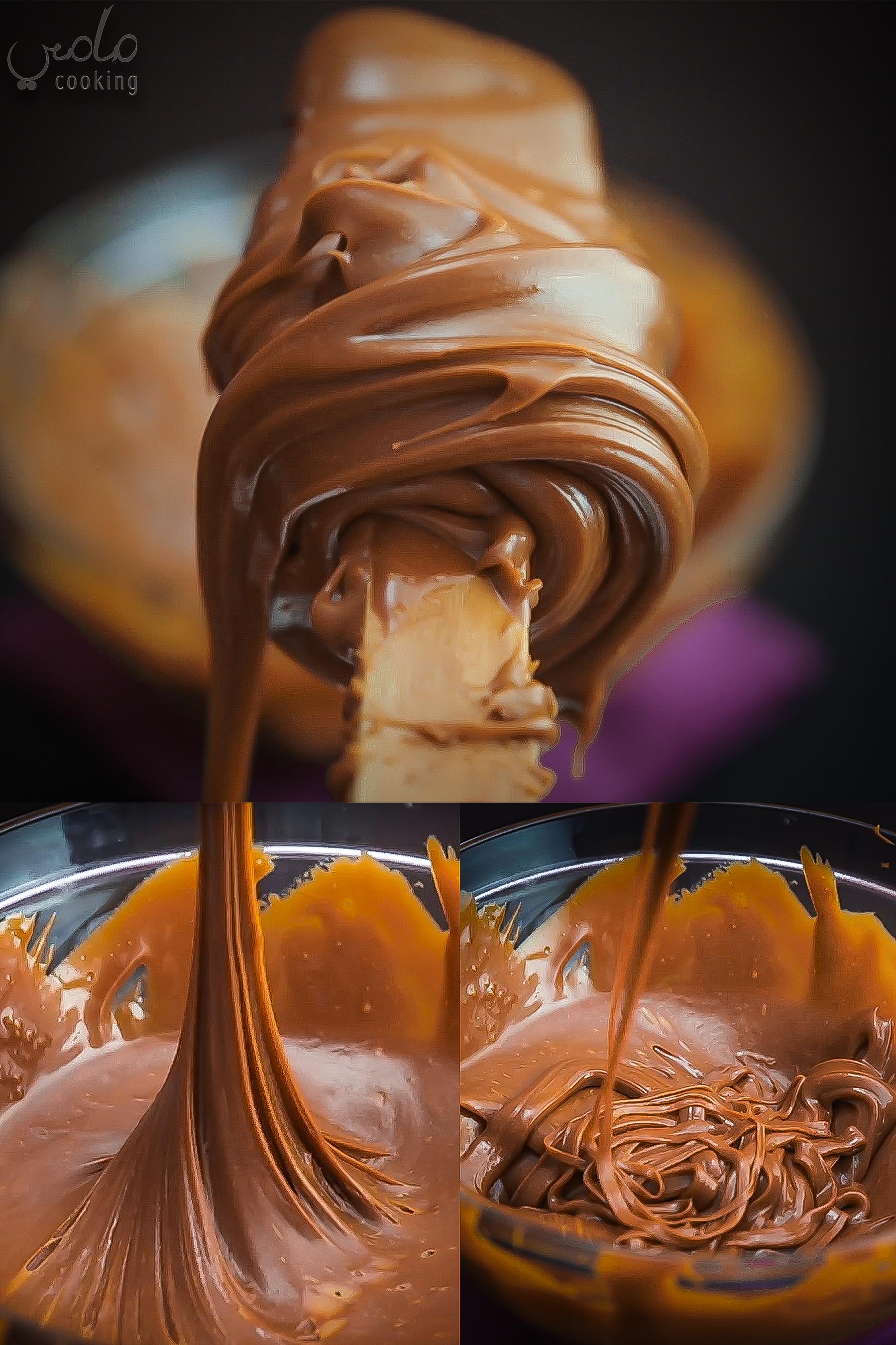 أفضل طريقة لإعداد وصفة الكراميل 3 مقادير مثالي في الطعم و القوام و اللون Caramel Recipes Sauce Recipes Homemade Caramel Sauce