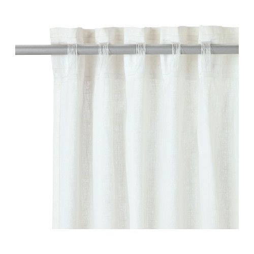 aina curtains 1 pair ikea staging freshening. Black Bedroom Furniture Sets. Home Design Ideas
