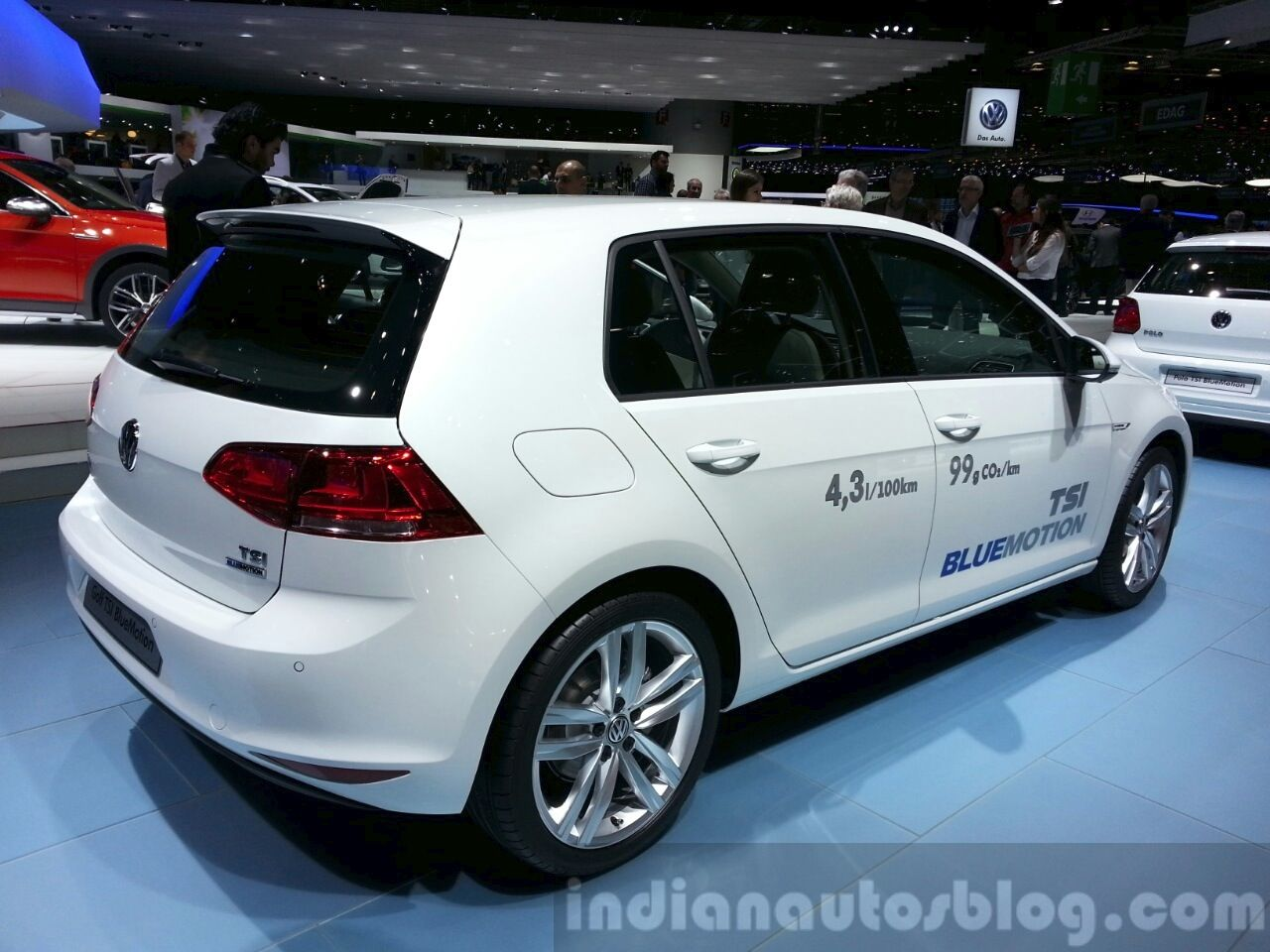 Volkswagen Confirms Major Update For The Vw Golf In Nov