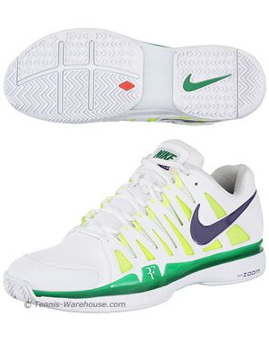 Ever Wonder What It S Like To Be In Federer S Shoes Now You Can Take A Look At The Nike Vapor 9 Tour Shoe Review Tennis Shoes Outfit Shoe Reviews Sneakers