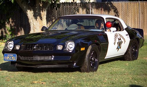 Chevrolet Camaro Z California Highway Patrol Jpm