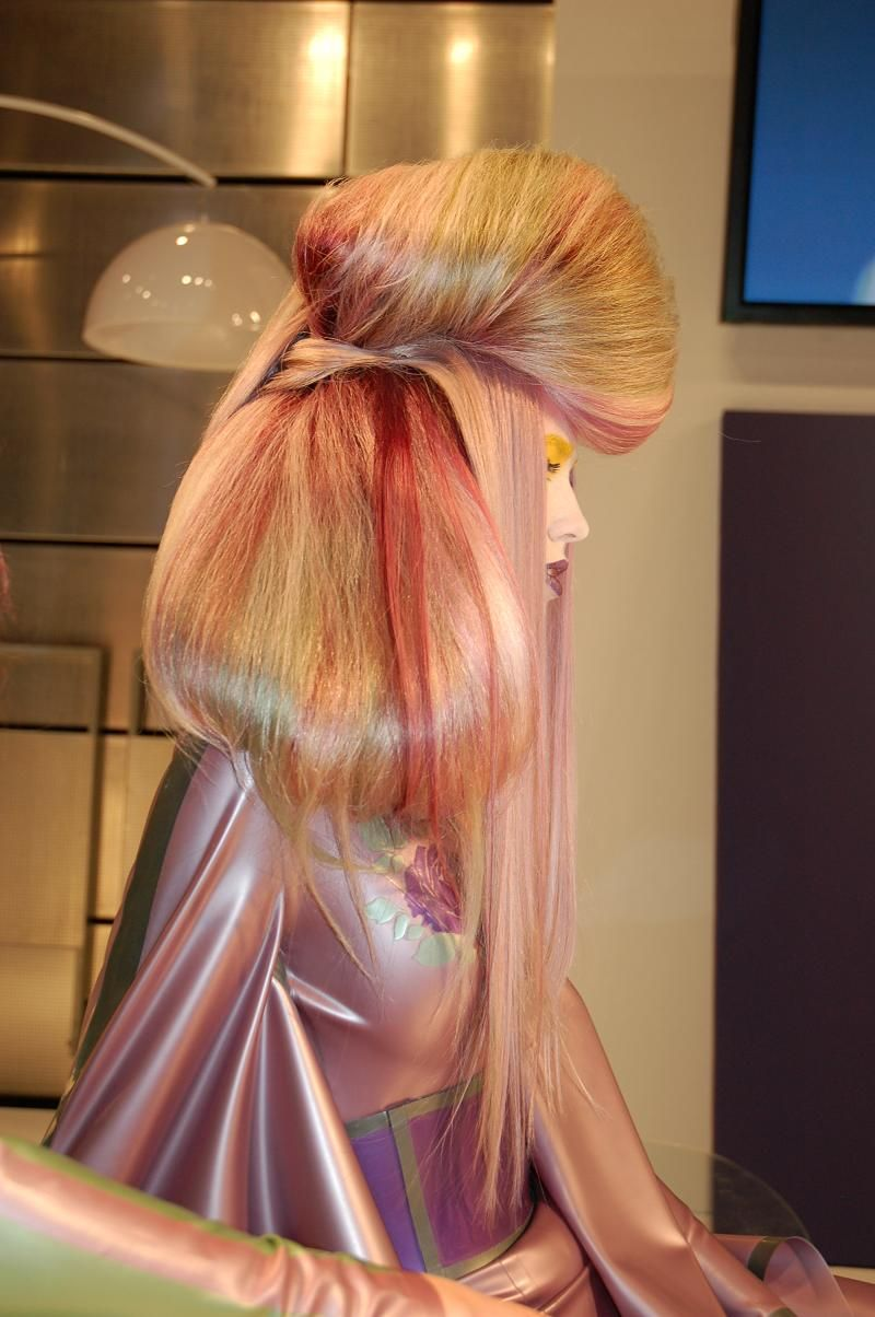 fusion hair style fusion wella trend vision 2013 s hairstyle trends 8586