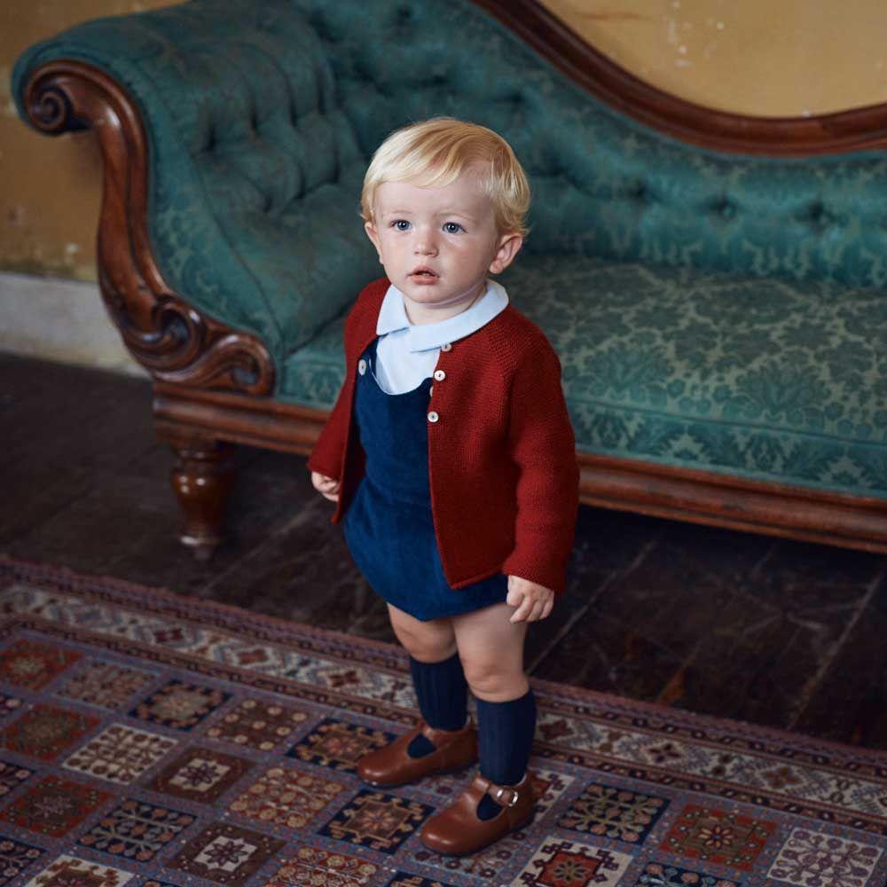 6ed268af71 DENIA BABY CARDIGAN - lifestyle   Baby boy   Preppy baby boy, Baby ...