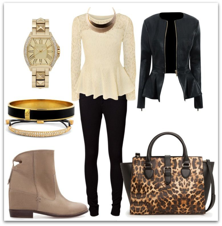 casual chic #fashion #outfits #casualstyle www.ellysafashion.wordpress.com