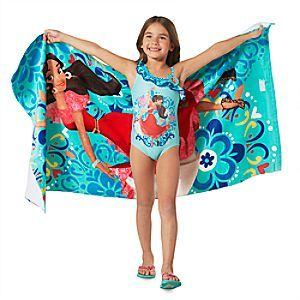 56d742faa0c Elena of Avalor Swim Collection for Girls - Blue | Disney Store Avalor's  leading lady takes on the beach and adventures ahead with our too-cute Elena  of ...