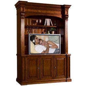 Sligh Laredo Lift-Top Entertainment Cabinet | Baer\'s Furniture ...