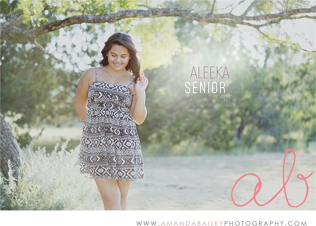 Killeen, Texas Senior Photographer