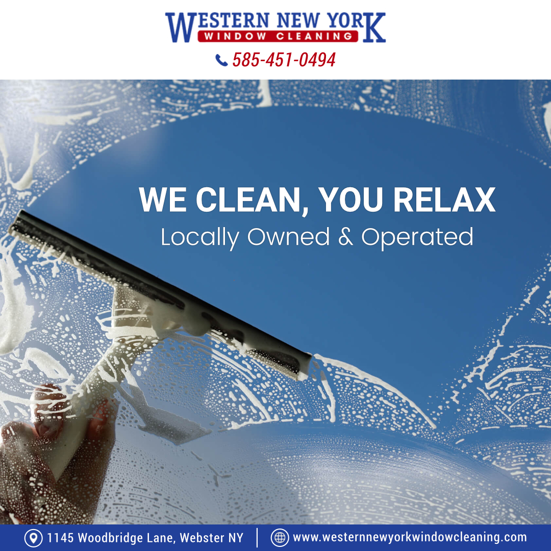 Pin On Window Cleaning Professionals Webster Ny