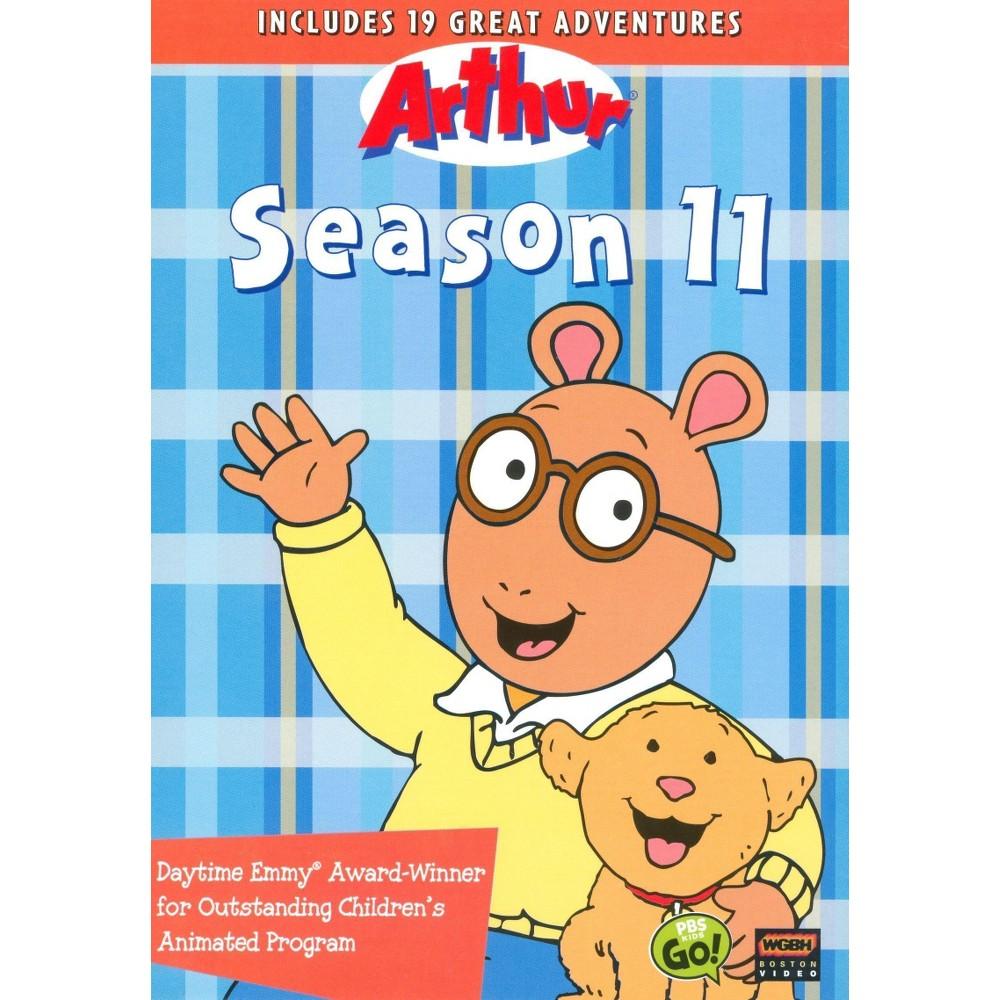 Arthur: Arthur Season 11 (dvd_video)