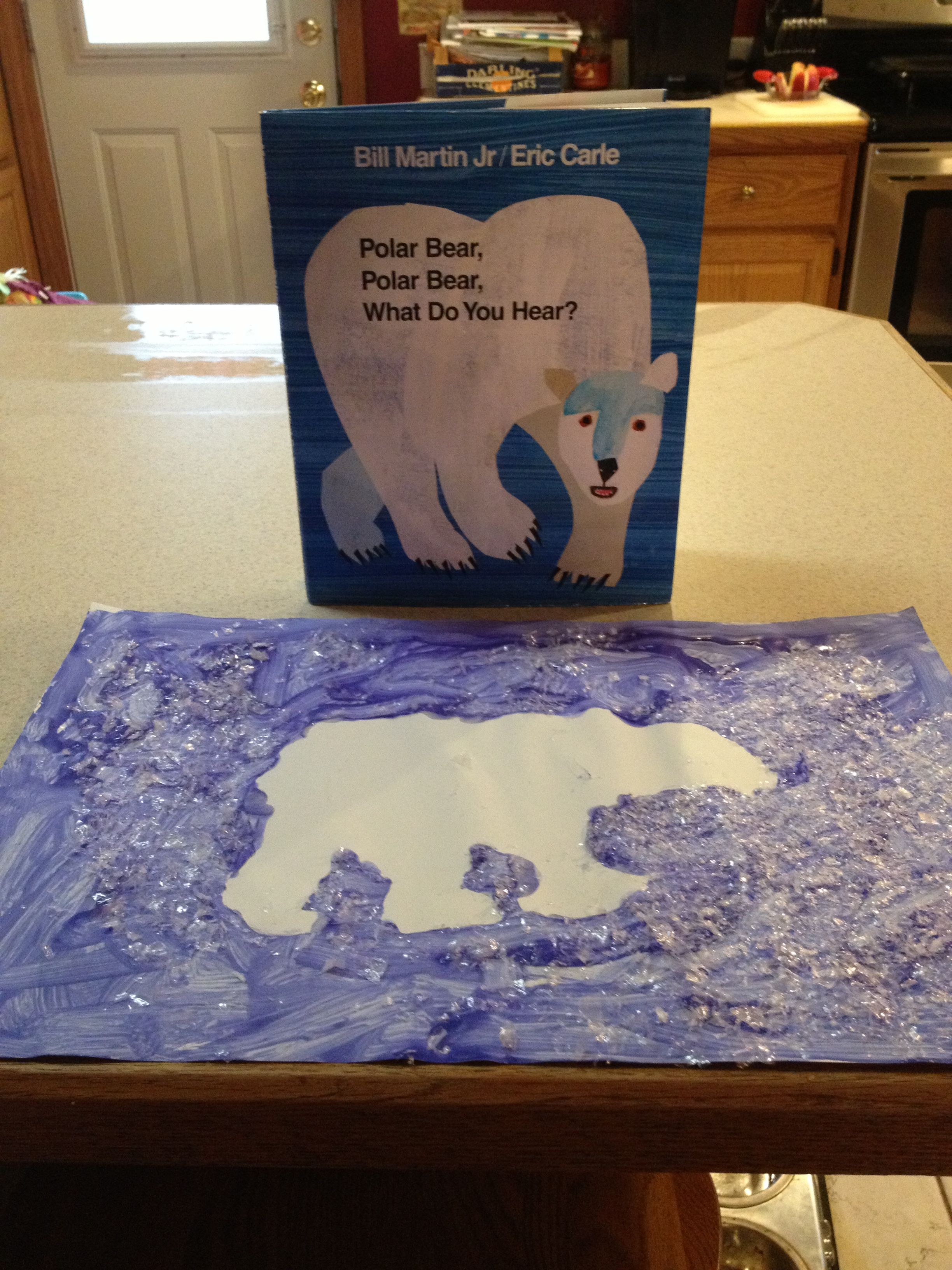 Polar Polar Bear What Do You Hear