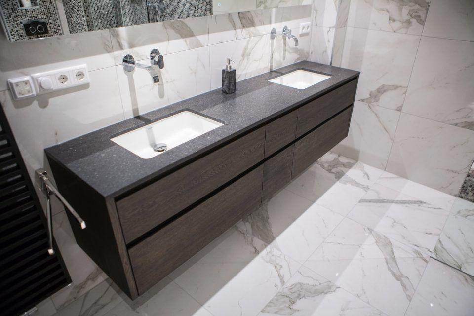 De eerste kamer italiaanse badkamer badkamermeubel in