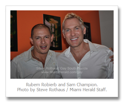 Good Morning America weather anchor Sam Champion to wed