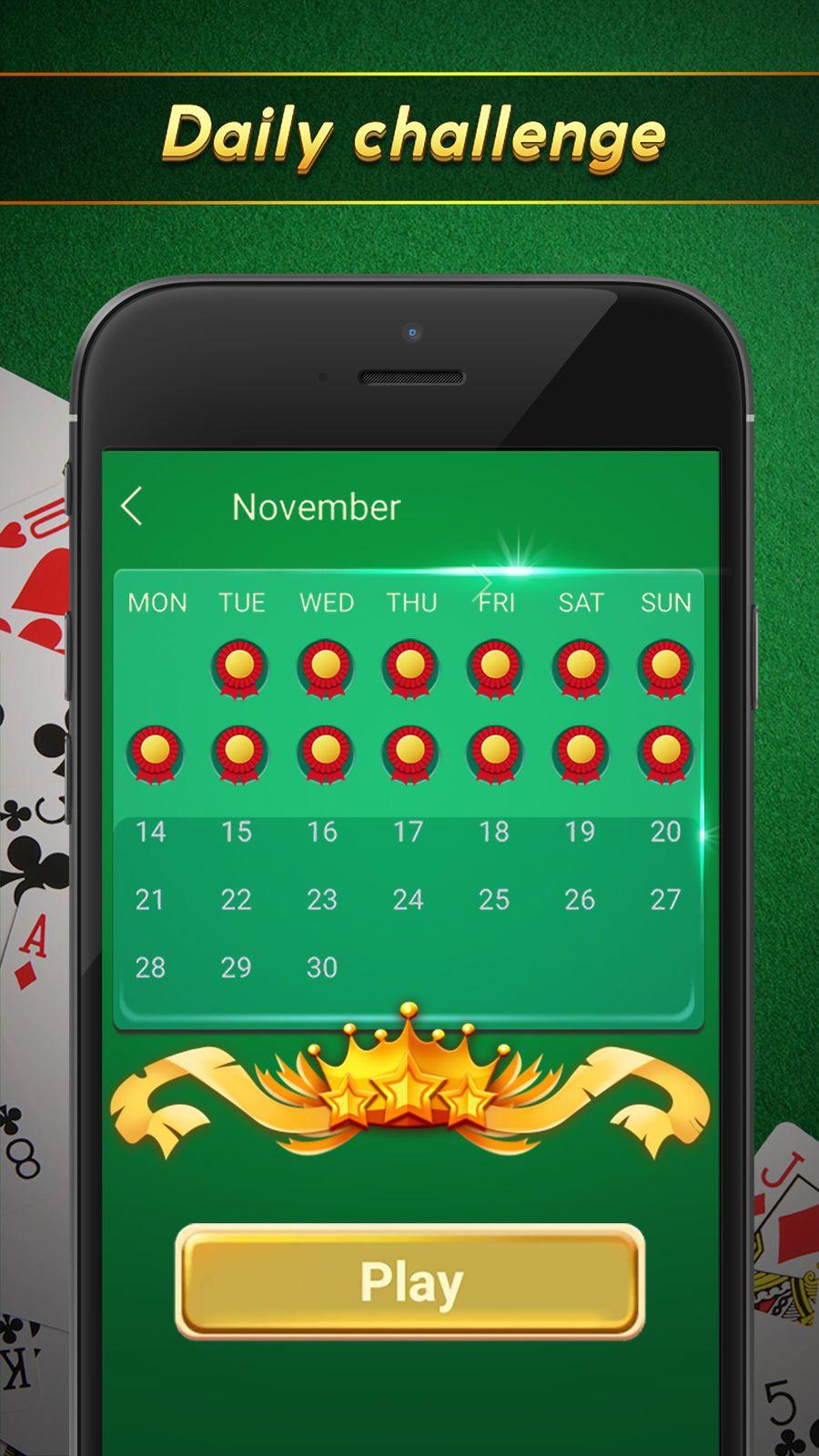 SolitaireFun Poker Game GamessuCardEntertainment