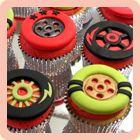 MGP Scooter Cupcakes