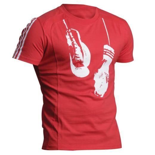 adidas boxen shirt