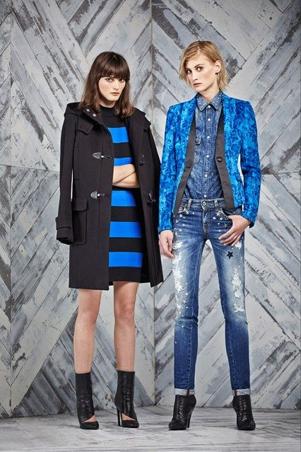 Latest Cavalli Autumn Winter Fashion Dresses For Women's 2014-15: Here we are realizing just another latest winter collection which is shows in Catwalk on Cavalli – Pre Autumn/Winter 2014-15 Ready-…