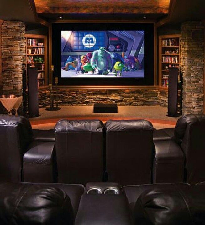 Interior Design Ideas For Home Theater: Home Theater Design