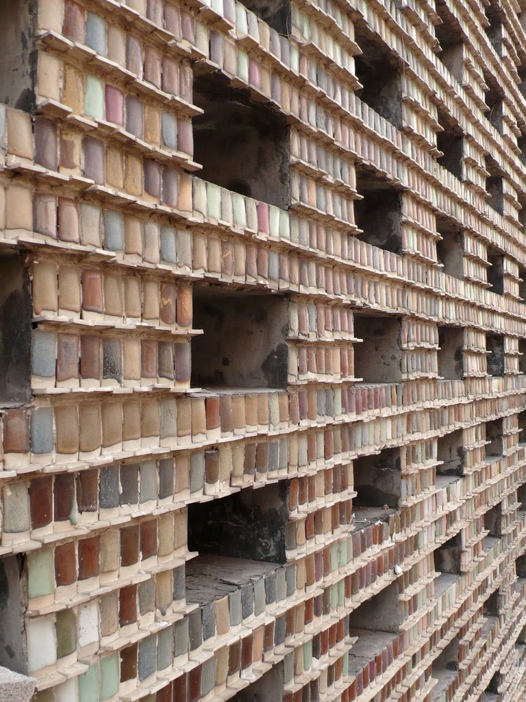 Wang Shu Took Inspiration For The Ceramic House From An