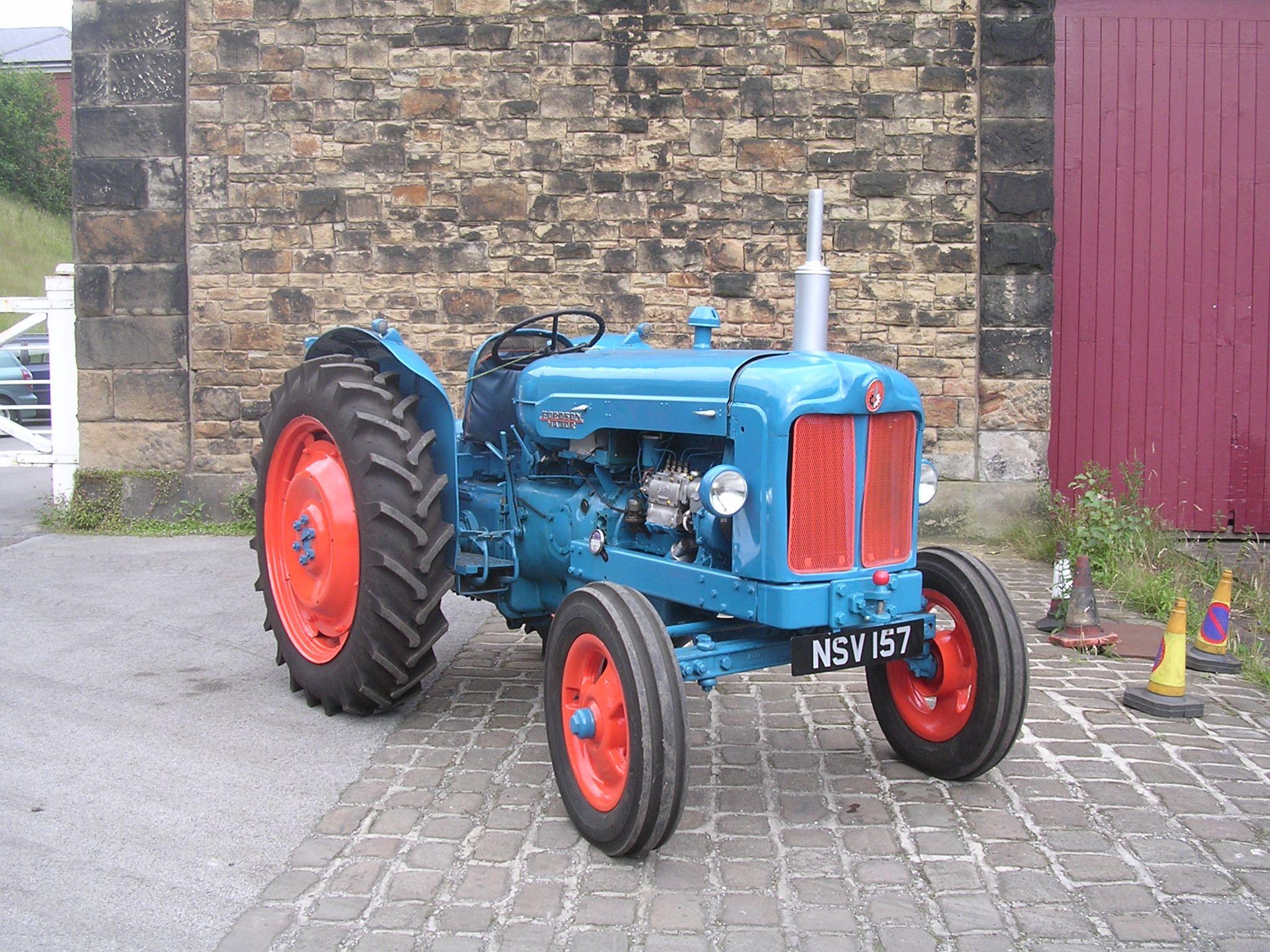 Fordson E1a Major Tractors Ford Tractors Classic Tractor