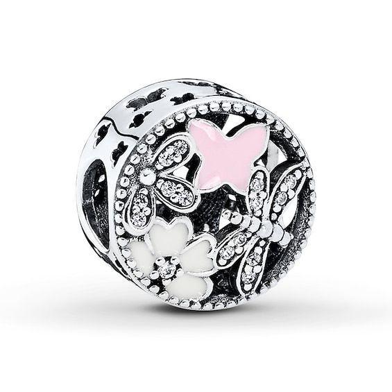 Who Sells Pandora Jewelry: PANDORA Charm Springtime Sterling Silver In 2020