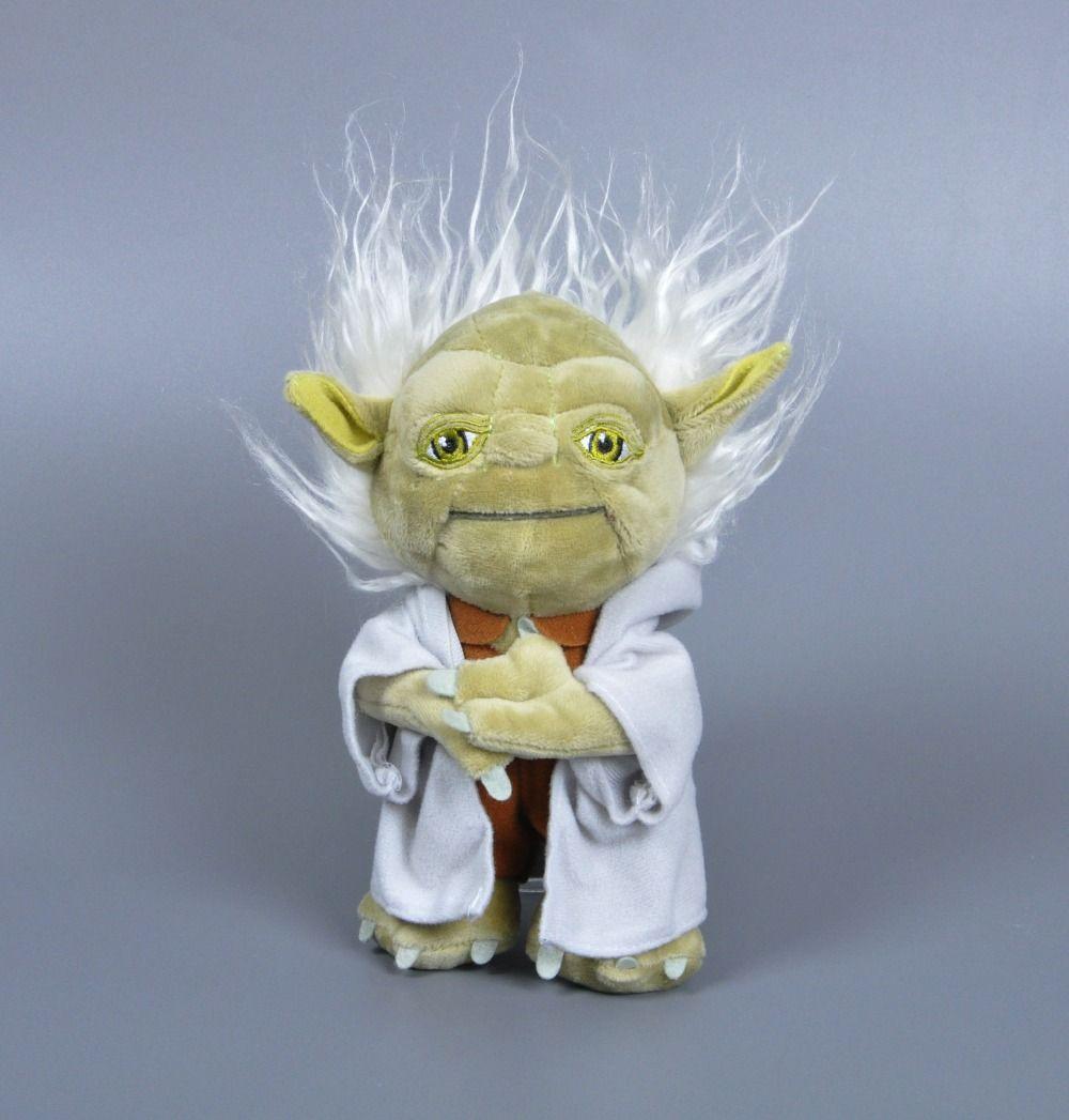 "The Force Awakens Star Wars Yoda Baby Plush Doll Stuffed Toy Kids Gift 30cm//12/"""