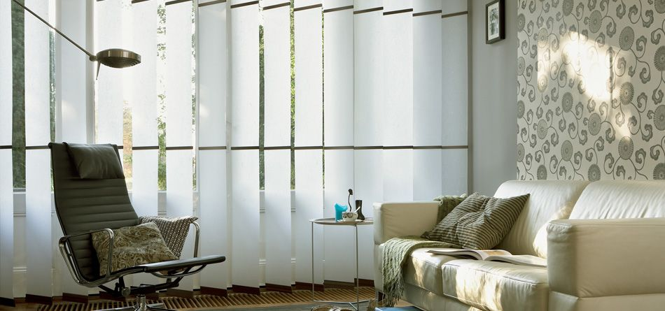 persianas verticales modernas  cortinas  Persianas