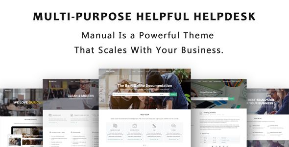Manual multi purpose online documentation knowledge base manual multi purpose online documentation knowledge base creative wordpress theme pronofoot35fo Image collections