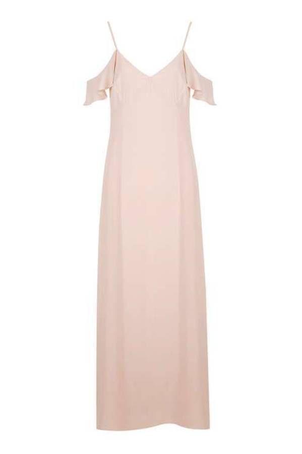 ... 20 robes longues pour être chic l air de rien - Elle. Robe longue  Topshop 308e182254bf