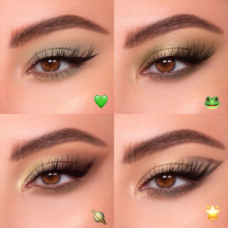 Subculture Palette Makeup For Green Eyes Eye Makeup Eye Makeup Tutorial