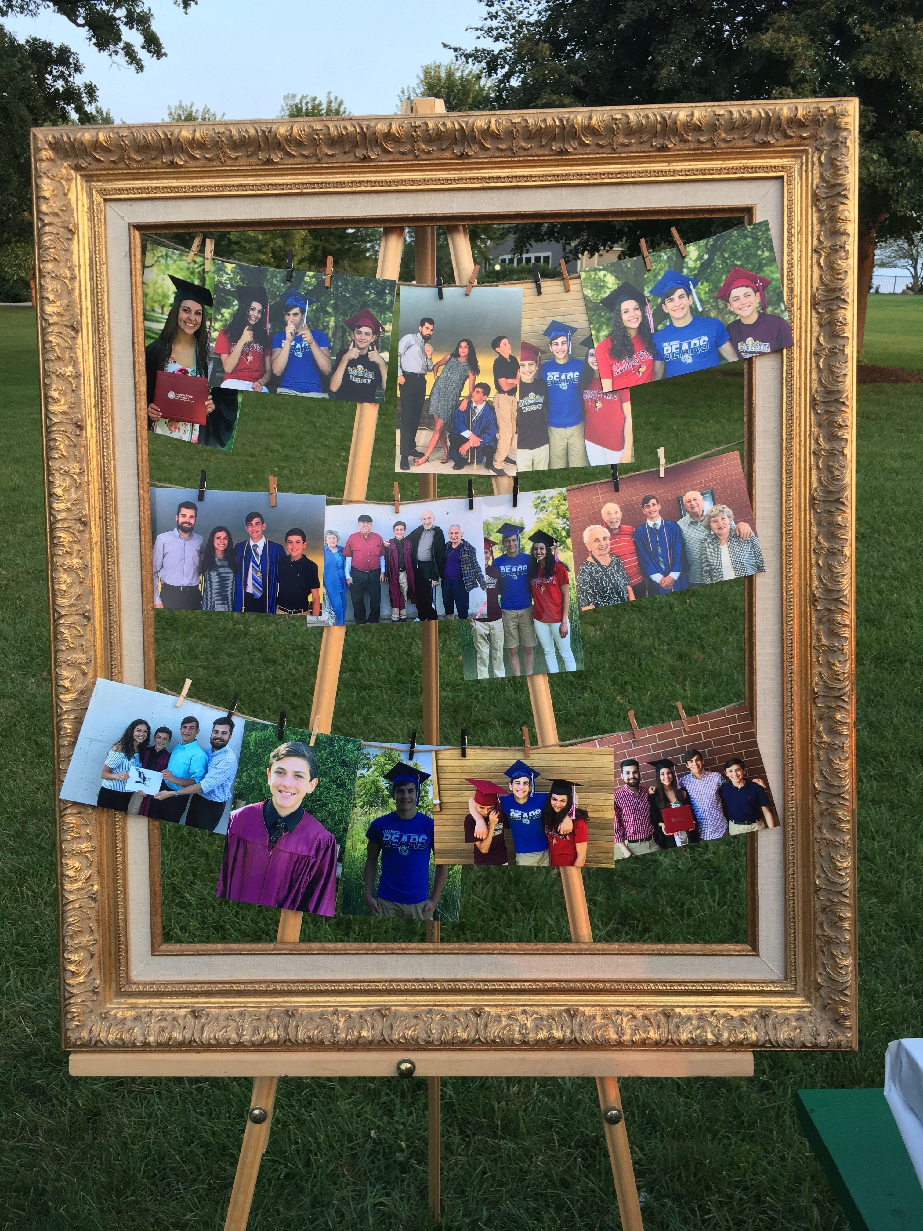 Pin by Ann Wayne on graduation | Decor, Home decor, Frame