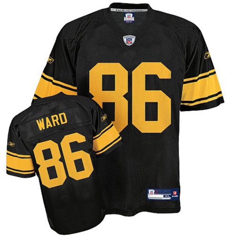 89d90322 Pittsburgh Steelers Hines Ward #86 Reebok Youth Boy's S Small ...