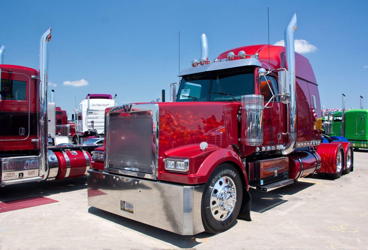 Semitrckn Western Star Custom Western Star Trucks Trucks Big