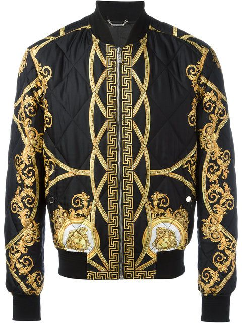 432d05ee #versace #cloth #jacket | Versace Men in 2019 | Versace, Versace jacket,  Versace fashion
